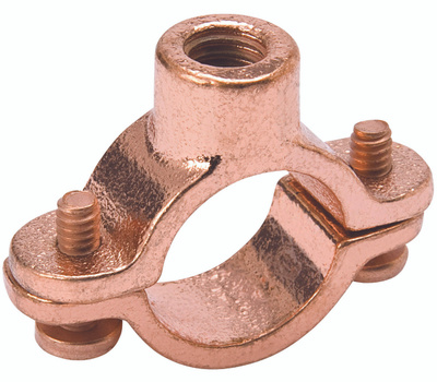 B&K Mueller C72-038HC Ring Hanger Split Copper 3/8