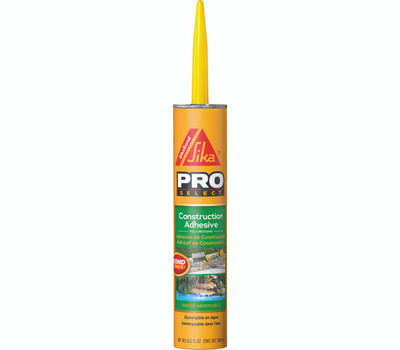 Sika 106403 Sikabond 10 Ounce Bond Const Adhesive