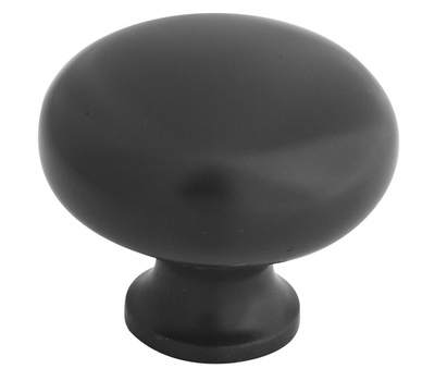 National Hardware S804-880 Stanley Classic Round Cabinet And Drawer Knob Oil Rubbed Bronze