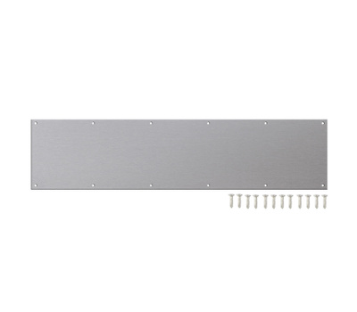 National Hardware S829-101 N269-076 Stanley Kick Plate 8 By 34 Inch Stainless Steel