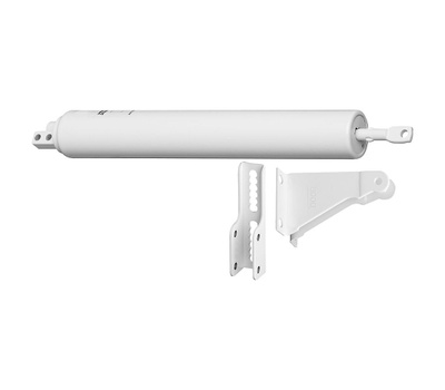 National Hardware S843-292 N349-282 Stanley Light Duty Storm Door Closer White