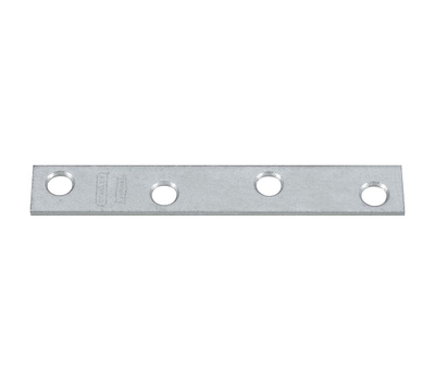 National Hardware S755-855 N208-819 Stanley Mending Braces 4 By 7/8 By 0.12 Inch Galvanized Steel 2 Pack