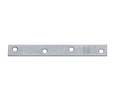 National Hardware S756-045 N220-343 Stanley Mending Brace 6 By 3/4 By 0.11 Inch Galvanized Steel Bulk
