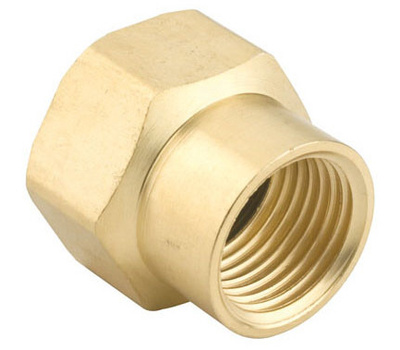 Fiskars 800574-1002 Garden Hose Connector Double Female 1/2 Inch By 3/4 Inch