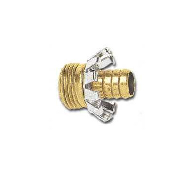 Gilmour Fiskars 858014-1001 Male Clinch Er Coupling 5/8 Inch