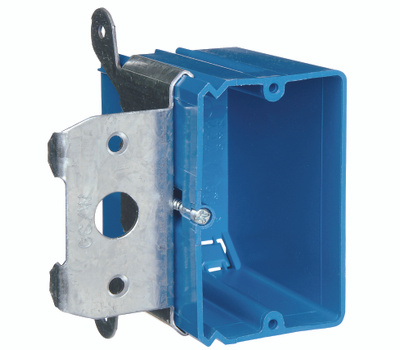 Thomas & Betts B121ADJ Single Gang Adjustable Box