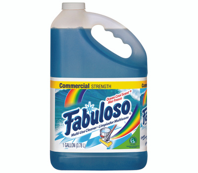 Fabuloso US05252A All Purpose Commercial Cleaner Ocean Cool Scennt Gallon