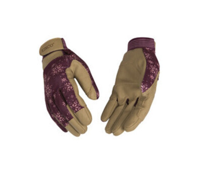 Kinco 2002HKW-L Gloves Synthetic Bur Womens L