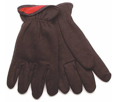 Kinco 820RL-L Lined Jersey Poly Cotton Gloves Large