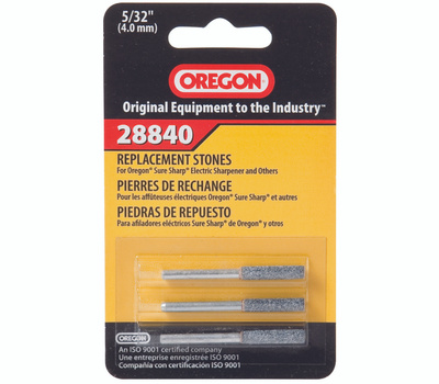 Oregon Cutting 28840 5/32 Replacement Sharp Stone Pack Of 3