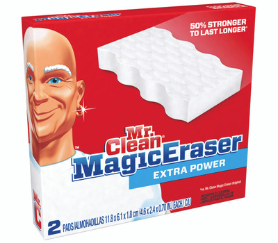 Procter & Gamble 04249 Mr Clean Magic Eraser Extra Power 2Pk 2 Pack