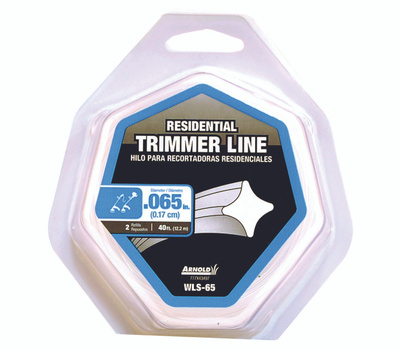 Arnold WLS-65 Trimmer Line 40 Foot Loop Of.065 Inch