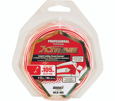Arnold WLX-105 Xtreme 0.105 Inch Trimmer Line 2 Refills