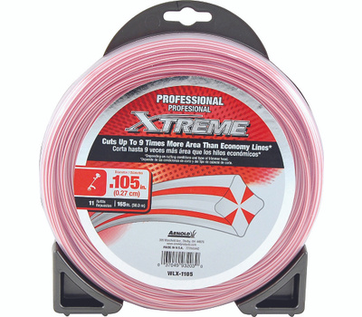 Arnold WLX-1105 Xtreme 0.105 Trimmer Line 11 Refills