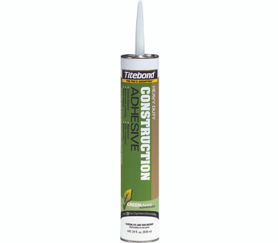 Franklin 7472 Titebond 29 Ounce Solvent Free Construction Adhesive