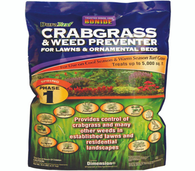Bonide 60402 Crabgrass And Weed Preventer