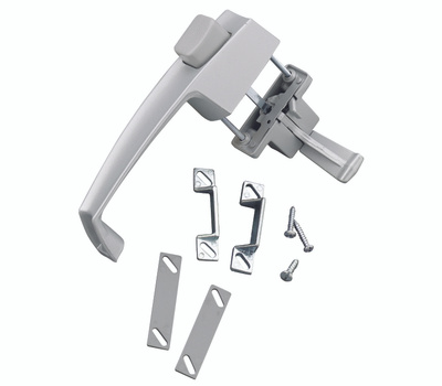 Hampton Wright V398 Aluminum Storm Screen Door Latch