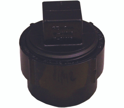 Genova 88630 Abs Cleanout - Plug 3In