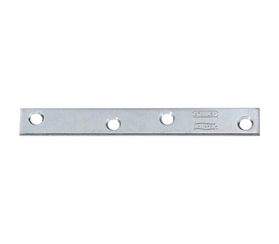 National Hardware N272-740 Mending Brace 5 By 5/8 By 0.10 Inch Zinc Plated Steel Bulk