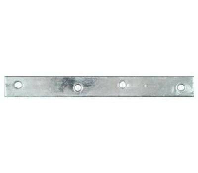 National Hardware N220-343 S756-045 6 By 3/4 Inch Galvanized Steel Mending Plate