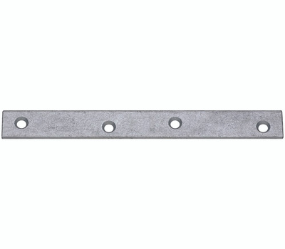 National Hardware N220-350 8 By 7/8 Inch Hot Dipped Galvanized Mending Plate