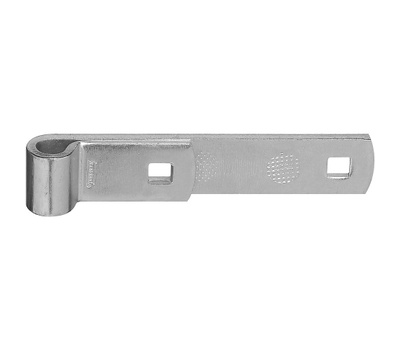 National Hardware N131-060 6 Inch Zinc Plated Steel Strap Hinge