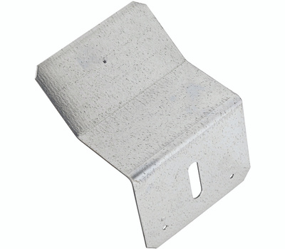 National Hardware N261-602 Flashing Bracket Galvanized Steel