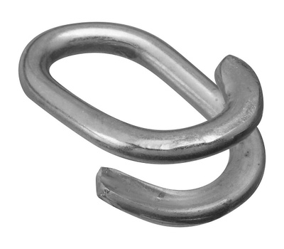 National Hardware N223-065 Lap Link 1/8 Inch Zinc Plated Steel