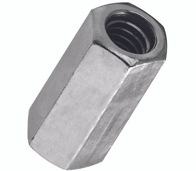 National Hardware N347-039 1/4 20 Coupling Nut