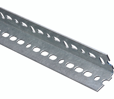 National Hardware N182-741 Slotted Angle 0.074 Thick 1-1/2 By 12 Inch Galvanized Steel