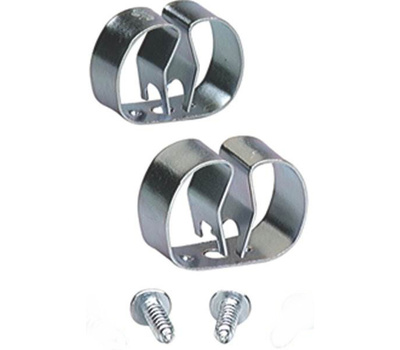 National Hardware N189-480 Gripper Clips Medium 3/4 To 1-1/8 Inch 2 Pack