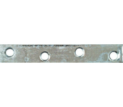 National Hardware N208-819 4 By 5/8 Inch Galvanized Mending Braces 4 Pack