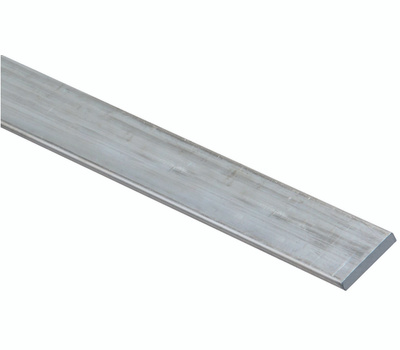 National Hardware N247-031 Flat Bar 1/8 Inch Thick 3/4 Inch By 48 Inch Mill Finish Aluminum