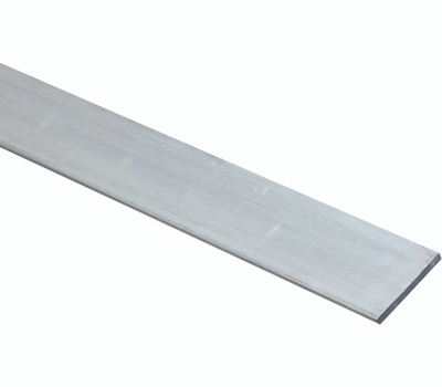 National Hardware N247-106 Flat Bar 1/8 Inch Thick 1-1/2 Inch By 48 Inch Mill Finish Aluminum