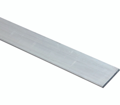 National Hardware N247-114 Flat Bar 1/8 Inch Thick 1-1/2 Inch By 72 Inch Mill Finish Aluminum