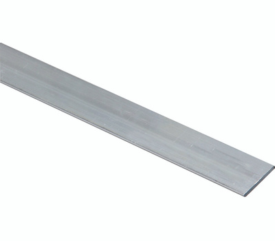 National Hardware N247-189 Flat Bar 1/16 Inch Thick 3/4 Inch By 48 Inch Mill Finish Aluminum