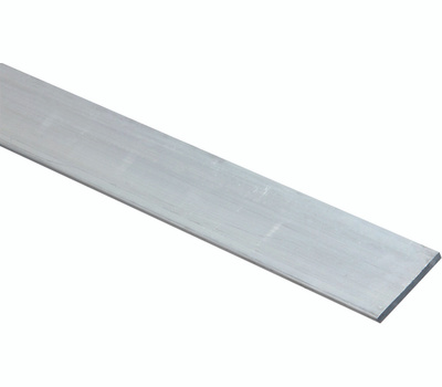 National Hardware N258-228 Flat Bar 1/8 Inch Thick 1-1/2 Inch By 96 Inch Mill Finish Aluminum