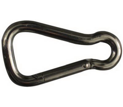 National Hardware N262-394 Interlocking Spring Snap 5/16 By 2-3/8 By 5/16 Inch Opening Stainless Steel