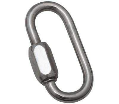 National Hardware N262-477 1/8 Inch Stainless Steel Quick Link