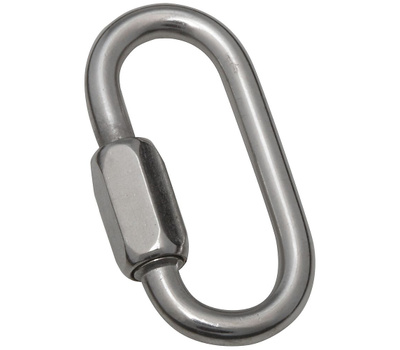 National Hardware N262-485 3/16 Inch Stainless Steel Quick Link