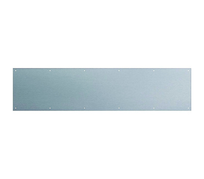 National Hardware N269-076 S829-101 Kick Plate 8 By 34 Inch Stainless Steel