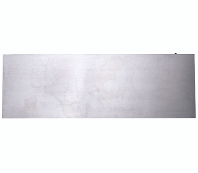 National Hardware N316-315 Plain Sheet 0.025 Thick 24 Inch By 8 Inch Mill Finish Aluminum