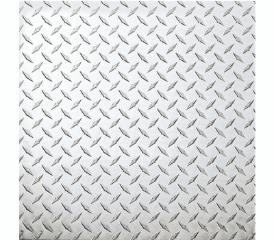 National Hardware N316-356 Bright Polished Aluminum Diamond Plate.063 Gauge 24 By 24 Inch