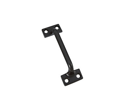 National Hardware N331-256 Sash Lift And Drawer Pull 3-7/8 Inch Overall Zinc Diecast Oil Rubbed Bronze
