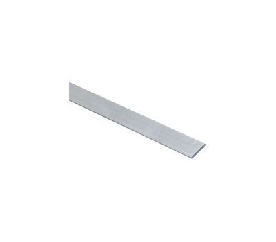 National Hardware N341-594 Flat Bar 1/8 Inch Thick 1 Inch By 36 Inch Mill Finish Aluminum