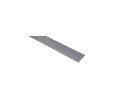 National Hardware N341-941 Flat Bar 1/16 Inch Thick 1-1/2 Inch By 48 Inch Mill Finish Aluminum