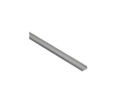 National Hardware N342-261 Channel 1/16 Inch Thick 48 Inch By 1/2 Inch Width Mill Finish Aluminum