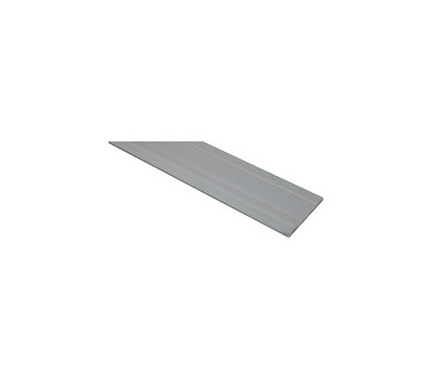 National Hardware N346-734 Flat Bar 1/8 Inch Thick 2 Inch By 96 Inch Mill Finish Aluminum