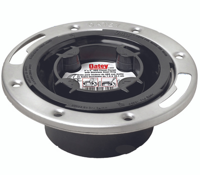 Oatey 43552 Closet Flange Easy Trap Abs