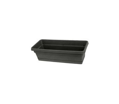 True Temper Wb3012fe Southern Patio 30 Inch Rolled Rim Window Box